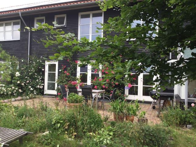 Økologisk hus i skøn natur - Roskilde - Hus