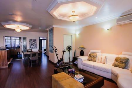 Cosy room in best location in Lagos - Eti-Osa - 公寓