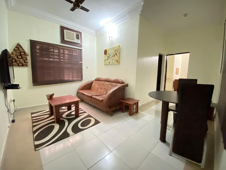 LOW BUDGET - 1 BEDROOM FLAT @ UTAKO ABJ+ 24Hrs LIT