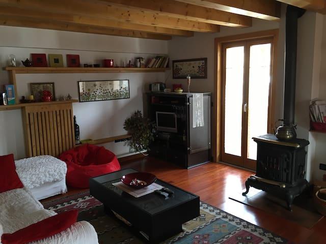 Residenza Giuly - Forni di Sopra - Wohnung