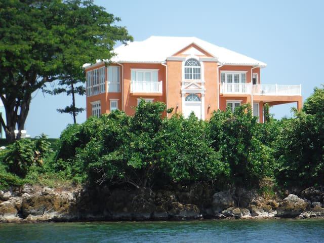 Luxury Villa in Negril, Jamaica - Negril - Casa