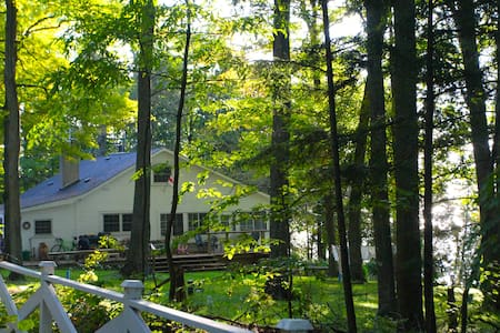 Lakefront cottage close to Toronto - Scugog - Talo