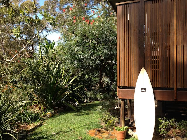 Family beach house at Macmasters. - Macmasters Beach - Hus