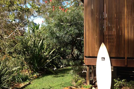 Family beach house at Macmasters. - Macmasters Beach - บ้าน