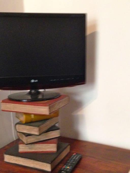 tv schermo piatto