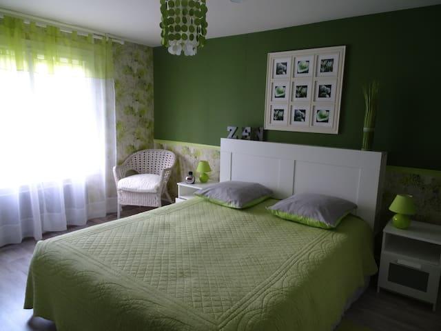 AUX PORTES D'ALBI & GAILLAC - Lagrave - บ้าน