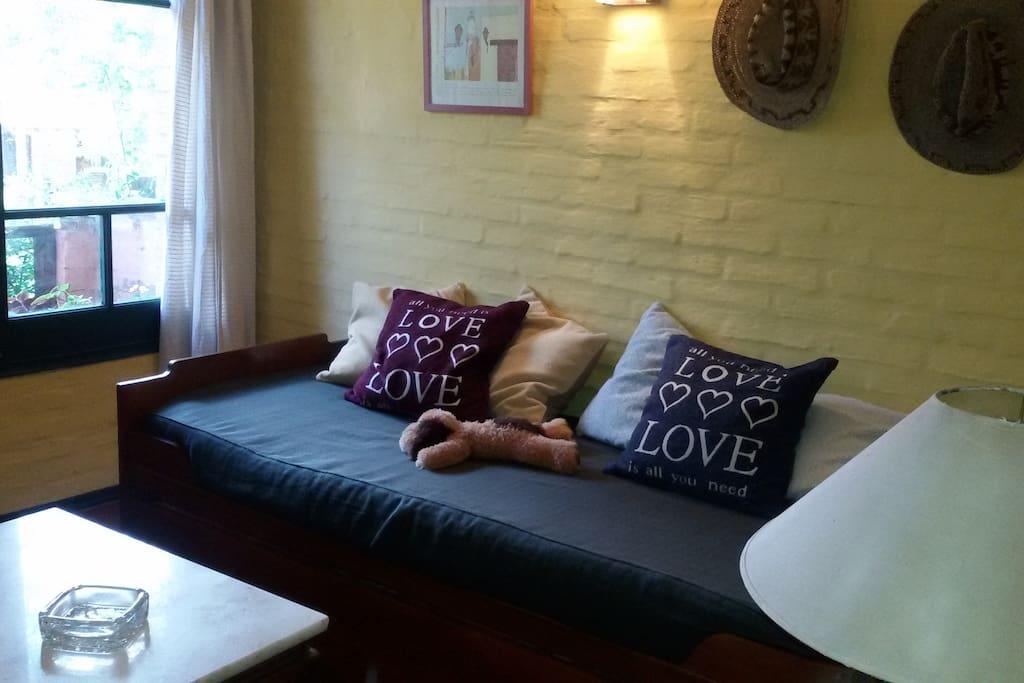 Living con cama marinera