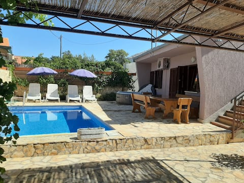 Rekreační dům Matija poblíž Trogir