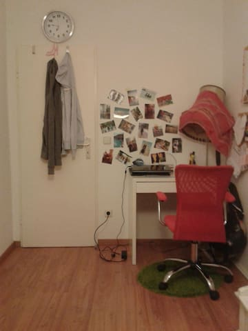 Room near ZOB/ICC Messe Nord
