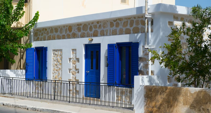 Ανακαινισμένο πετρόκτιστο σπίτι  - Gra Lygia - Hus