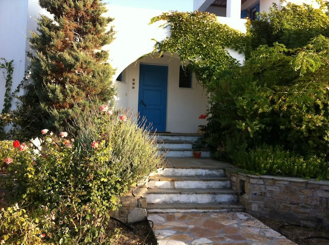 A paradise house in Naxos, greece