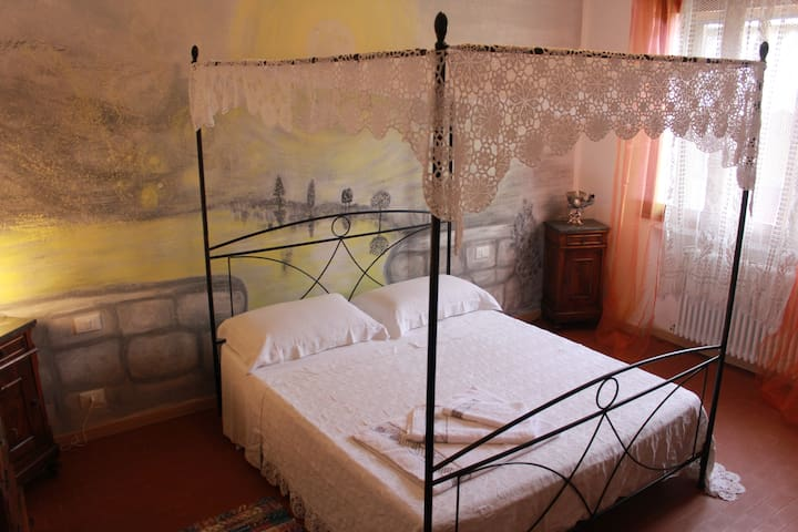 Le Terrazze dell'Artista - Saletto - Bed & Breakfast