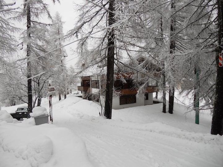 La Pocolina - Dream chalet on the ski slopes