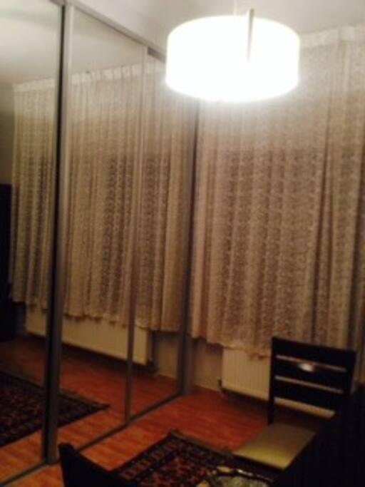 Moe Bedroom