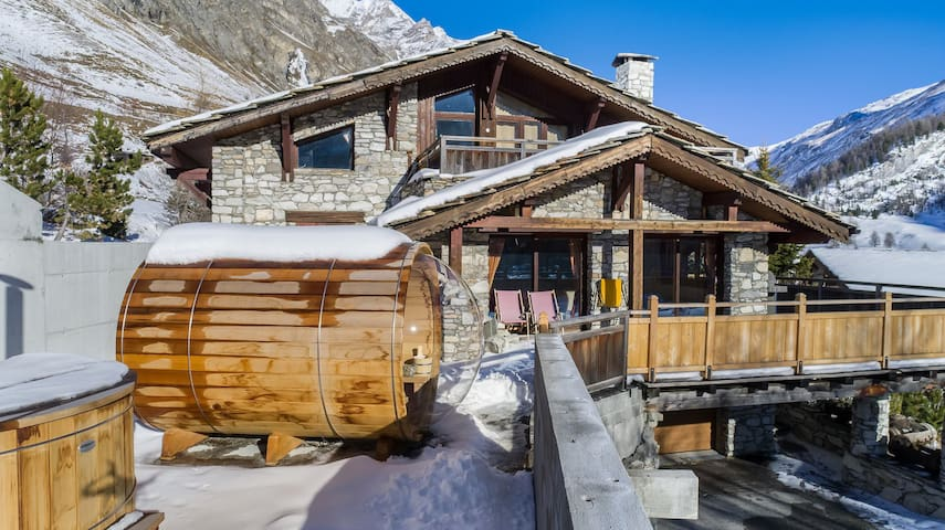 ORSO - Superb chalet situated in the famous Fornet area