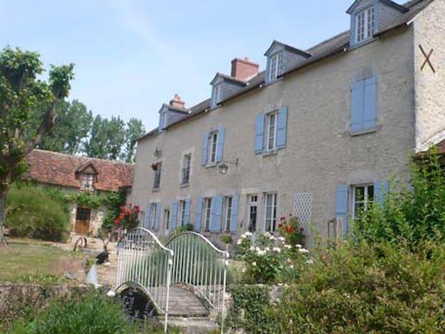 B&B entre Blois et Chambord - Suèvres - 家庭式旅館