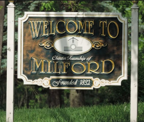 Guidebook for Milford Charter Township