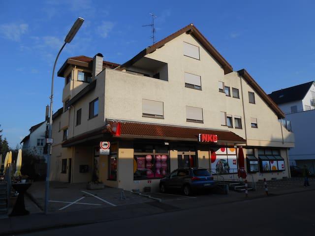 Modern eingerichtete 2 Zi-Wohnung - Langenargen