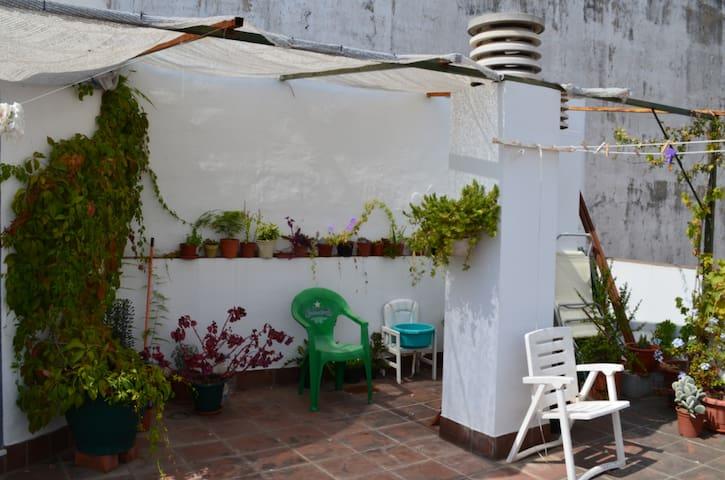 Single room in city center (close to Plaza Merced) - Málaga - Hus