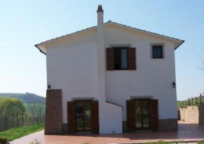 Tarquinia - Maremma's farmhouse  - Tarquinia - Hus