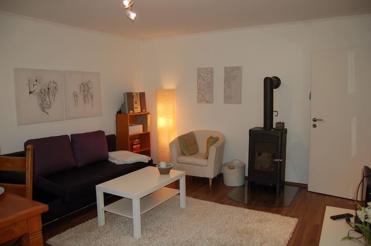 "Ferienwohnung ""An der Mosel"" - Bengel - Apartment"
