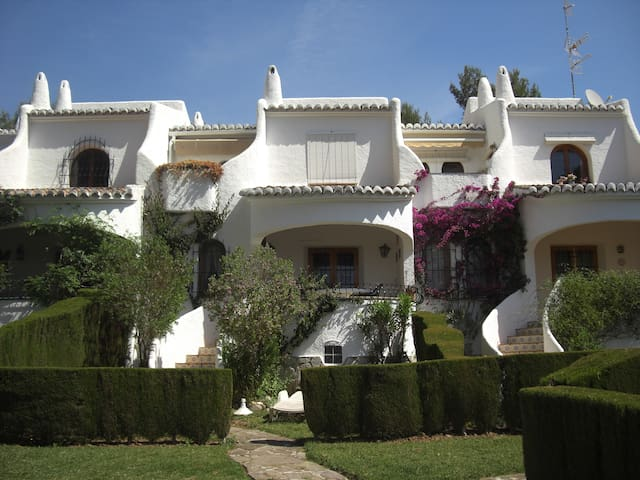 An idyllic mountainside gem - Dénia - Apartment