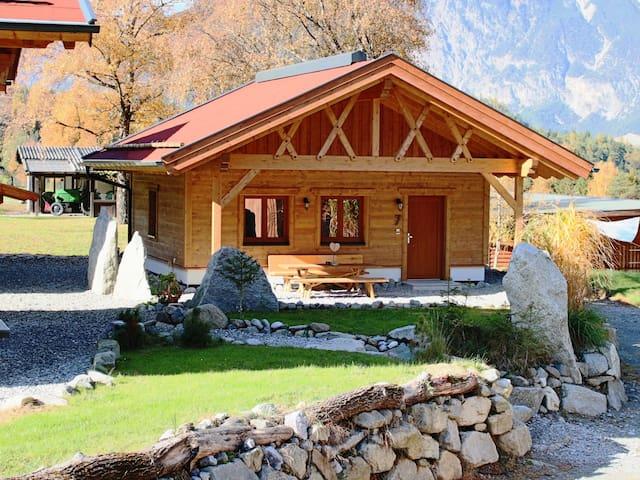 X-Alp Lodges - Ein Ferienhaus zum Wohlfühlen - Sautens - Bungalow