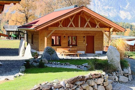 X-Alp Lodges - Ein Ferienhaus zum Wohlfühlen - Sautens