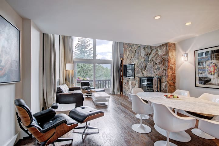 Modern 3Br Condo Lodge at Vail-Winter is Calling!