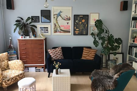 Delightful apartment in Nørrebro