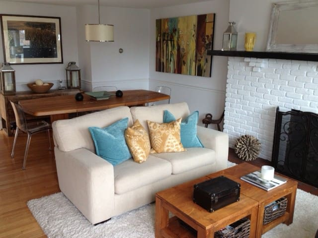Beautiful Downtown Marblehead Condo - Marblehead - Appartement en résidence