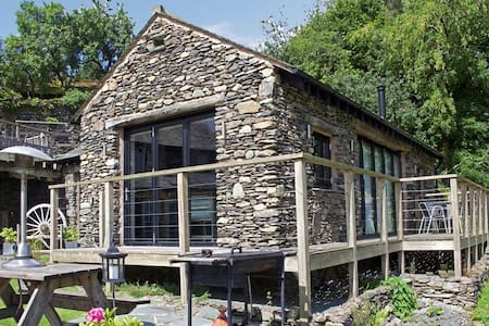 Cartmel Studio is the Idyllic apartment set in the heart of the English Lake District. - Windermere, Cumbria