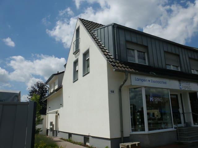 Gemütliche Wohnung mit 30qmTerrasse - Greven