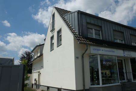 Gemütliche Wohnung mit 30qmTerrasse - Greven - Appartement