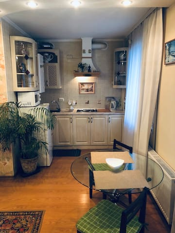 Cozy studio near European Square (Central Park)