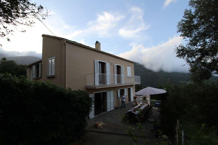 Chambre d'hôtes à Bastia - San-Martino-di-Lota - Bed & Breakfast