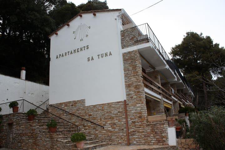 Apartamento a 200 metros de la Cala Sa Tuna