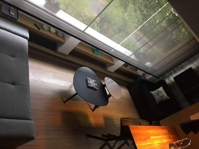 Cozy Duplex Studio - La Calera - Leilighet