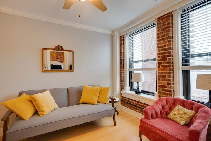 Chic and Cozy Downtown Condo