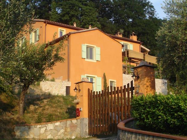 Autedo Romantico e tranquillo casa in campagna - Vezzano Ligure - Apartmen