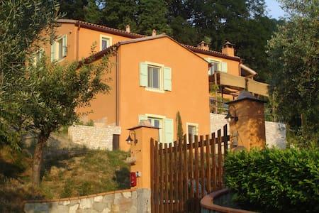 Autedo Romantico e tranquillo casa in campagna - Vezzano Ligure - Квартира