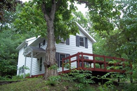 Adorable 1850 Colonial on One Acre! - Catskill