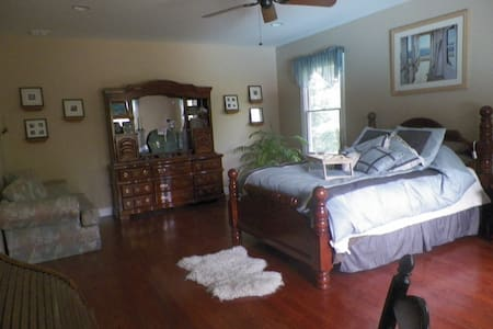 Guest room in Millington NJ - Ház
