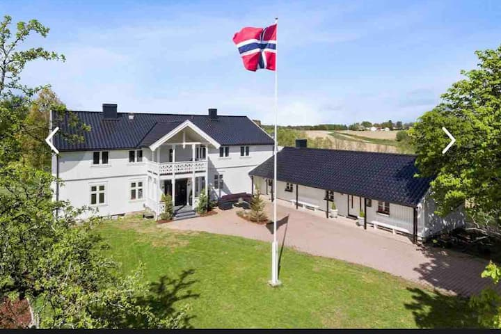 Utforske Vestfold - bo landlig på småbruk