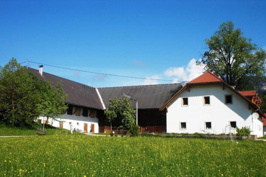 Sehr gepflegter Bauernhof in TOP-Lage!