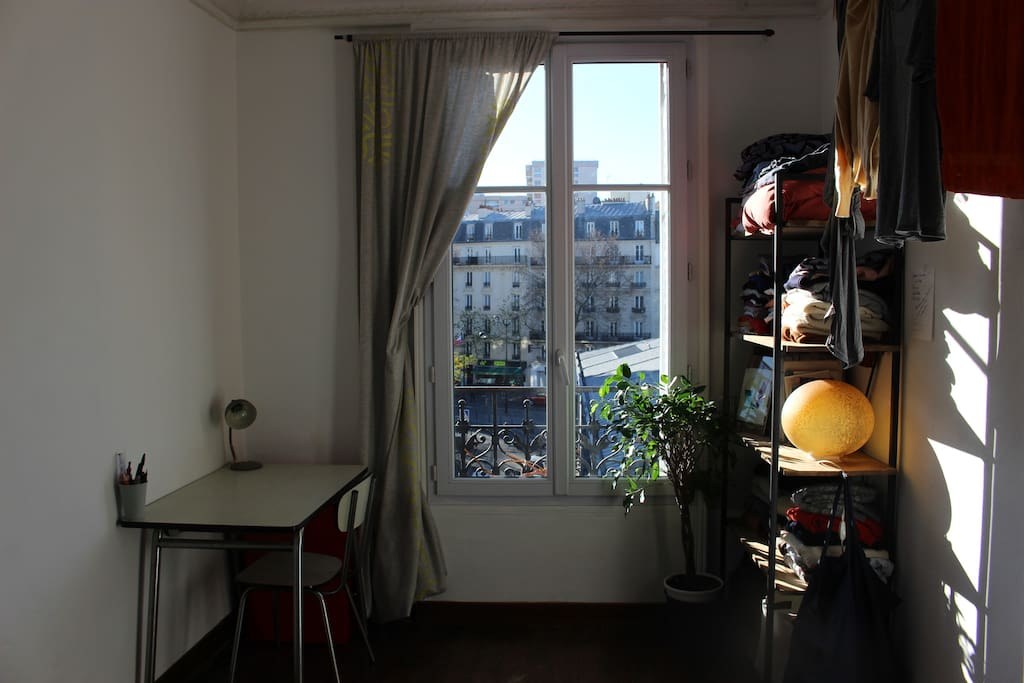 Un joli nid au coeur de paris appartements louer - Nid rouge lincroyable appartement paris ...