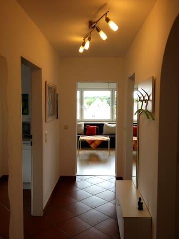 Helle 2-Zimmer-Whg in Darmstadt-Süd - Darmstadt - Appartement