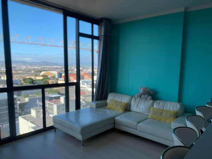 Beautiful and Spacious Apartment in City Centre