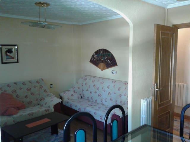 PISO CENTRICO MUNDIAL CICLISMO - Ponferrada - Appartement
