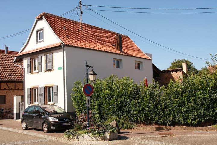 Maison proche Strasbourg, Saverne et Haguenau